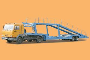 Автовоз восьмиместный КАМАЗ-4308