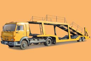 Автовоз восьмиместный КАМАЗ-4308 малый